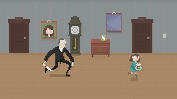 house像素游戏