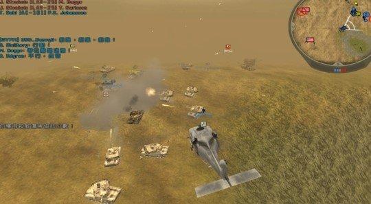 战地2装甲杀戮2模组