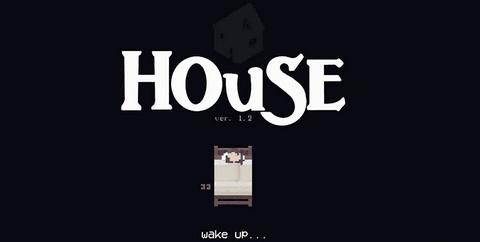 house像素恐怖游戏下载-house像素游戏中文版下载