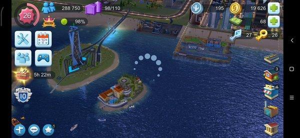 模拟城市我是市长无限绿钞破解版下载-模拟城市我是市长2021最新破解版下载