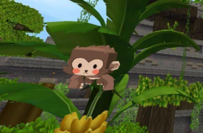 迷你世界雨林版本