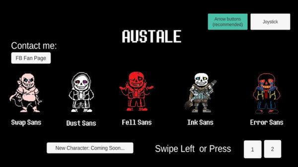 传说之下boss战模拟器无敌版下载-传说之下boss战模拟器无敌版最新下载