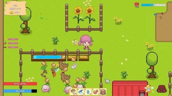 松鼠镇的杂货店中文版下载-松鼠镇的杂货店中文版游戏下载