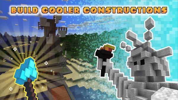 方块建造世界是一款玩法类似于我的世界的建造手游