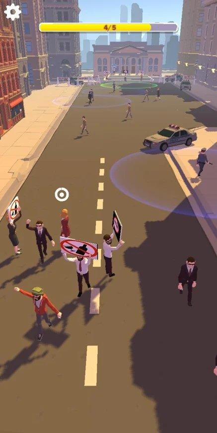 抗议模拟器游戏下载-抗议模拟器最新版下载