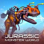 侏罗纪怪兽世界恐龙战争破解版