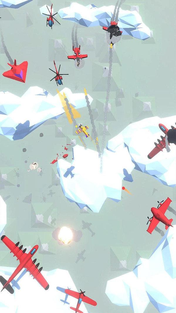 轰炸飞机游戏下载-轰炸飞机最新版下载