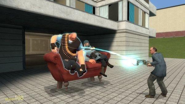 蓋瑞模組scp模組中文版是一款十分有趣的建造模組游戲