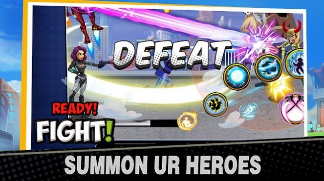 英雄之战最终决战