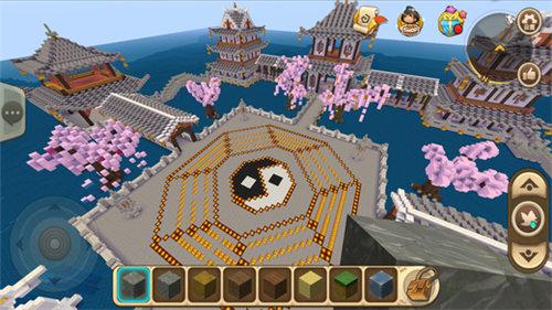 迷你世界游客版是一款不需要登錄就可以直接進去的像素風沙盒游戲