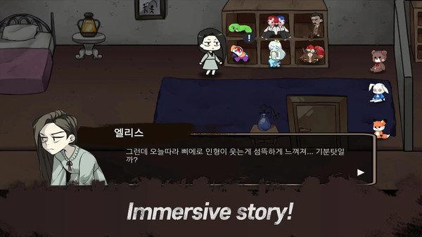艾丽斯的噩梦游戏下载-艾丽斯的噩梦中文版下载