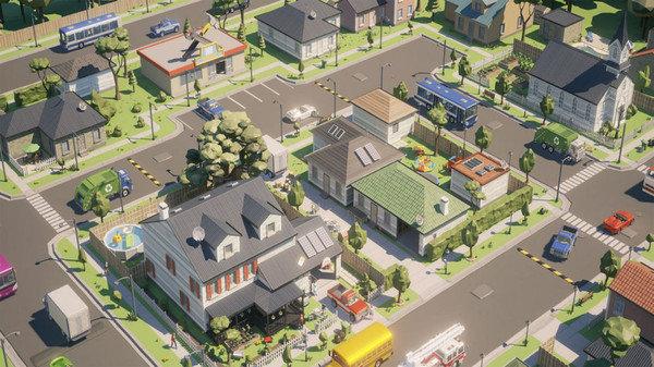 模拟小镇破解版游戏下载安装-模拟小镇破解版无限钻石