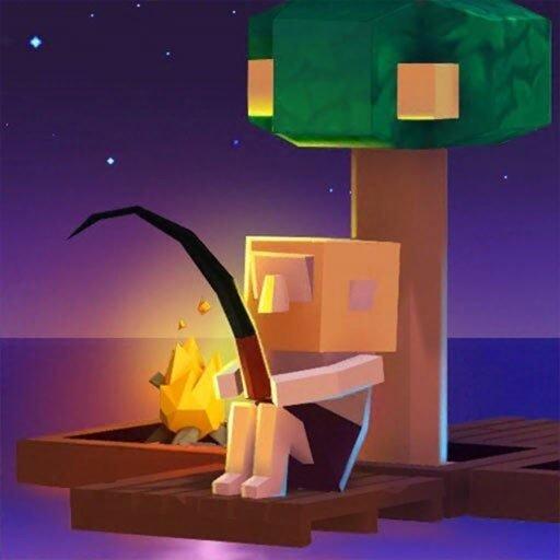 木筏世界迷你版游戏