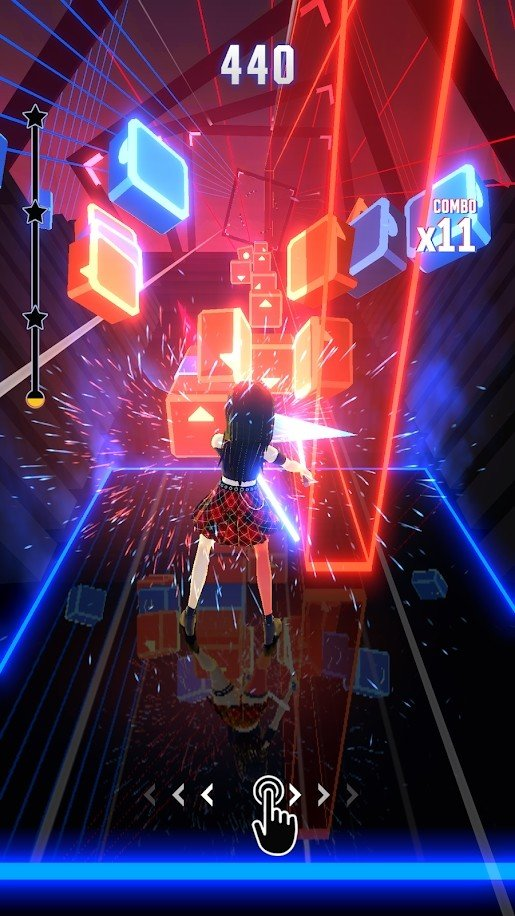 节奏军刀3D游戏下载-节奏军刀3D游戏最新版下载