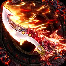 新复古传奇红月战神