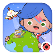 米加小镇世界地图全解锁破解版