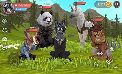 3D动物模拟器中文无限钻石版