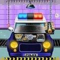 警车维修厂