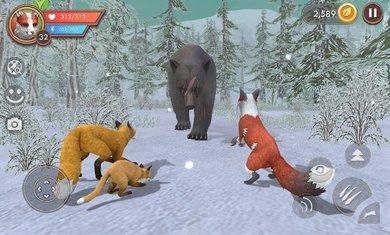 3D动物模拟器中文无限钻石版下载-3D动物模拟器中文无限钻石破解版下载