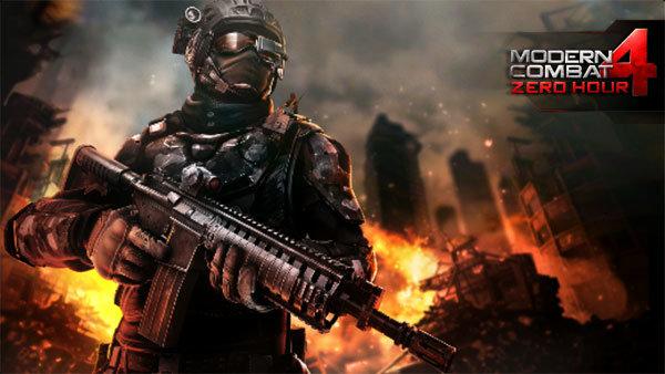 现代战争4决战时刻安卓版下载-现代战争4决战时刻中文版下载