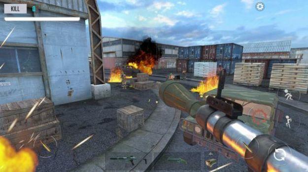 FPS战斗模拟器