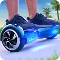 平衡车跑酷3D