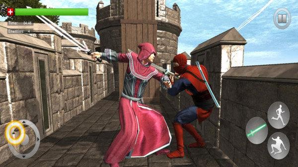 忍者武士2021游戏下载-忍者武士2021手机版下载