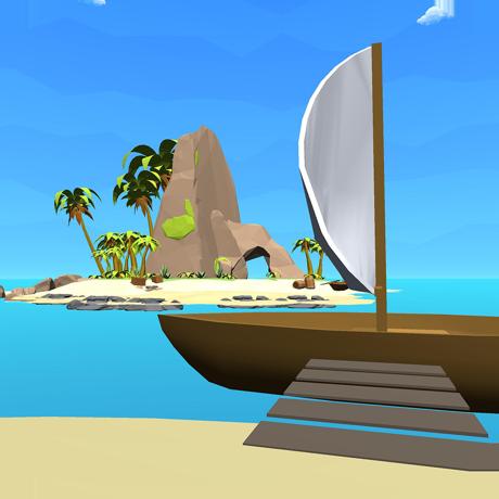 离开岛屿3D