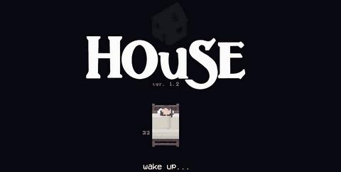 house恐怖游戏