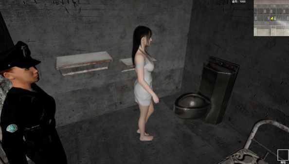 狱中少女正版手游