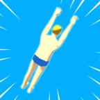 完美的跳水
