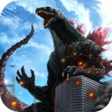 怪兽毁灭城市