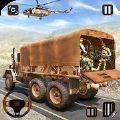军队卡车运输模拟器