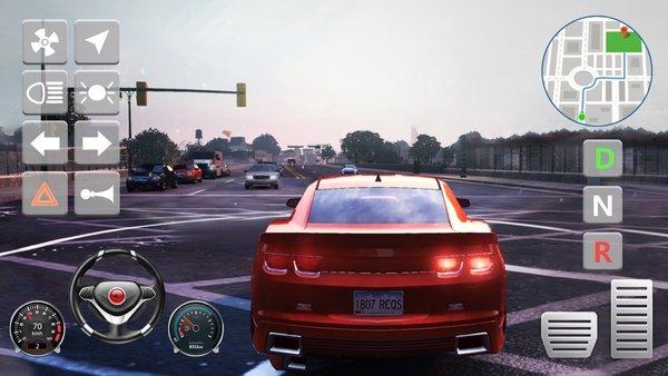 汽车模拟器2破解版下载-汽车模拟器2无限金币下载