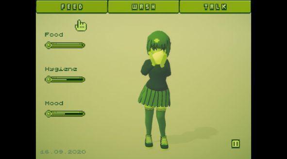 电子女孩官方版下载-电子女孩手机官方版游戏下载