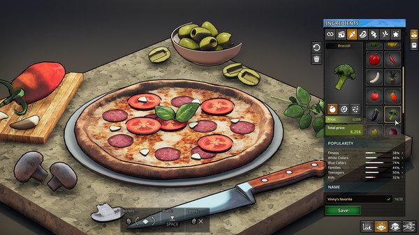 披萨帝国汉化版-披萨帝国中文正版-披萨帝国游戏