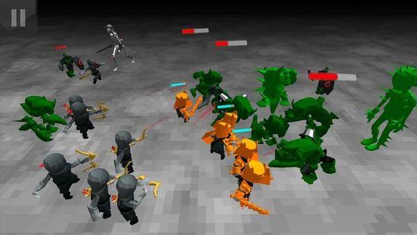 僵尸军队战斗模拟游戏下载-僵尸军队战斗模拟游戏安卓版下载