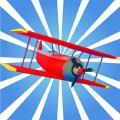 蓬松的飞机