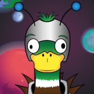 太空捣蛋鸭