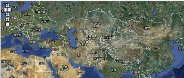 2021卫星地图推荐