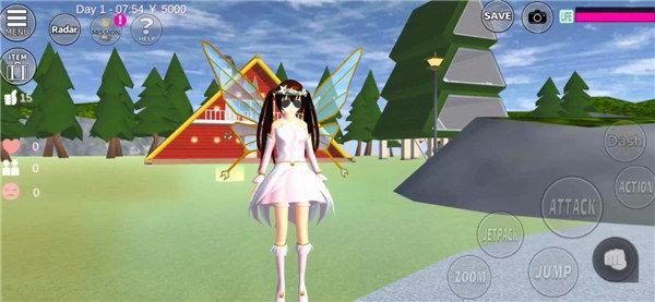 樱花校园模拟器1.038.14中文版下载(内置修改器)-樱花校园模拟器1.038.14中文版最新版下载
