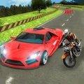 汽车大战摩托