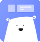 白熊小组件