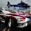 警车追逐游戏