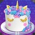美味独角兽蛋糕