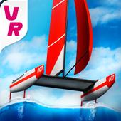 海上虚拟帆船赛