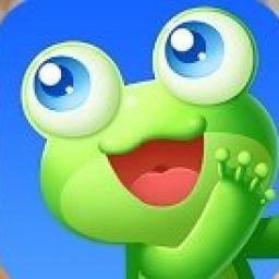 青蛙跳一跳