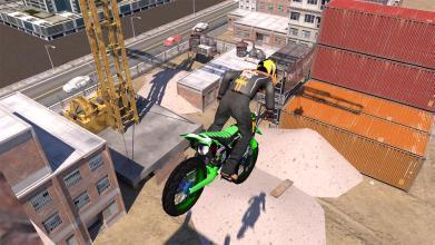 特技越野摩托车3D