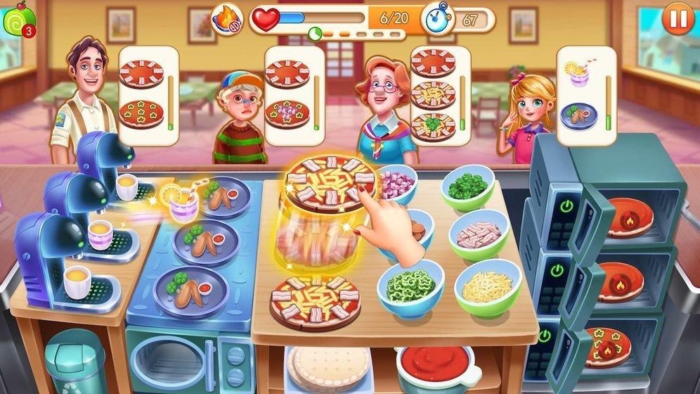烹饪街模拟器