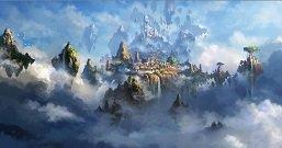 中国风仙侠游戏
